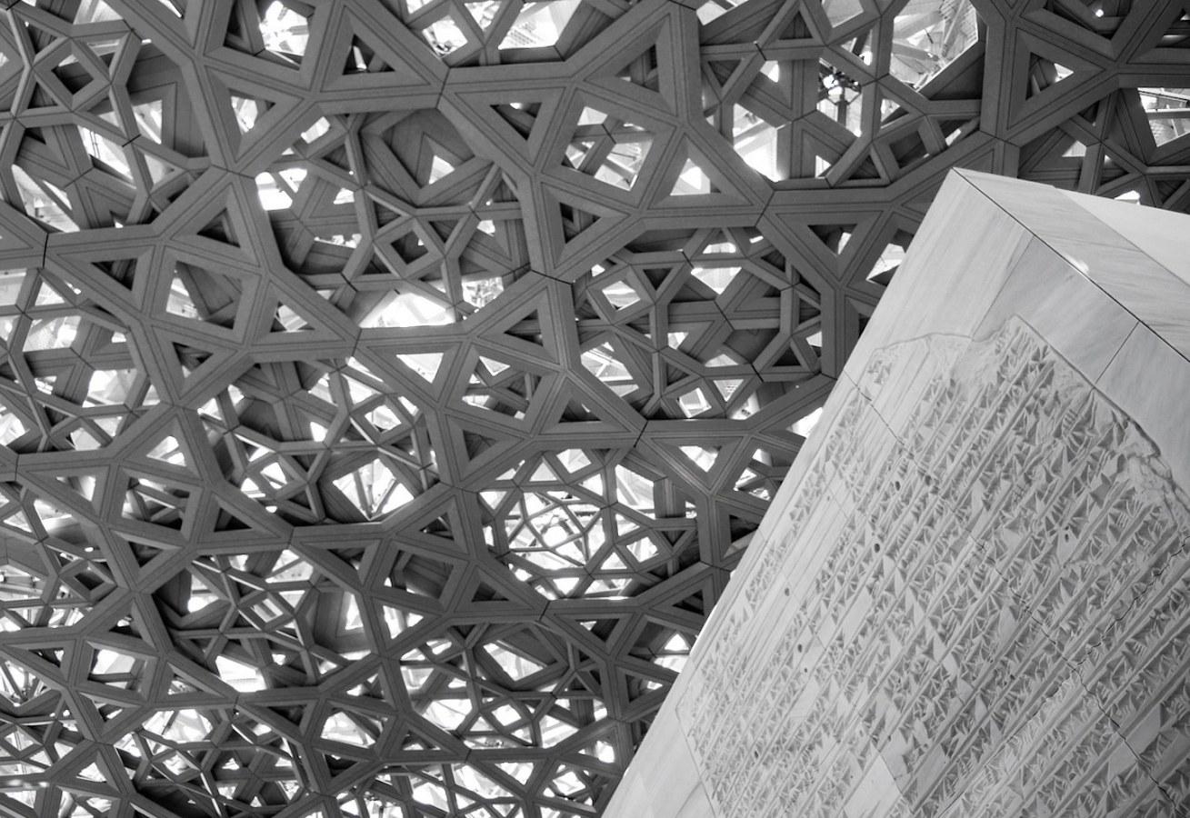 Louvre in Abu Dhabi