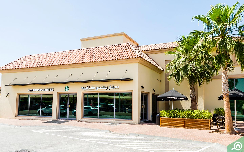 Restaurants and cafes on Saadiyat Island