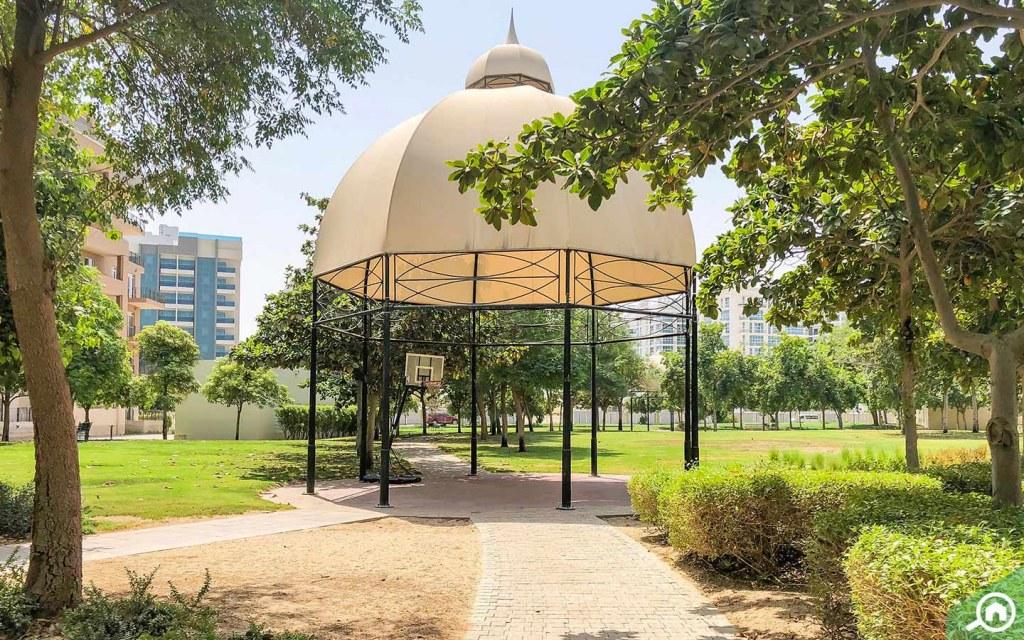 parks in motor city