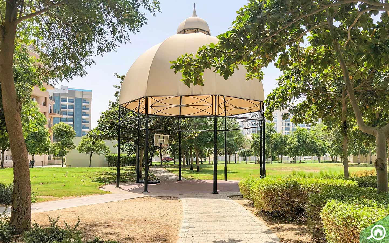 parks in motor city.