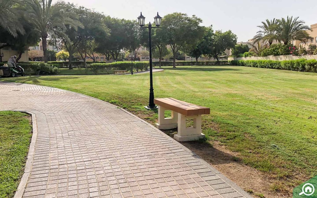 parks in Meadows Dubai