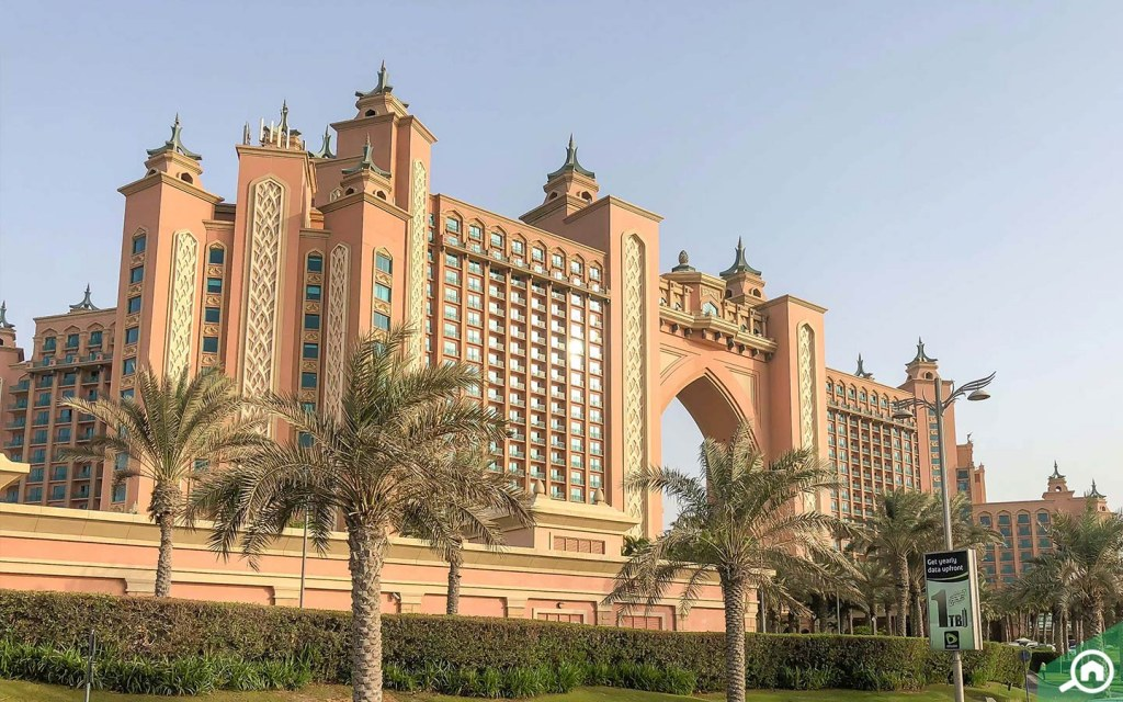 Palm Jumeirah Atlantis