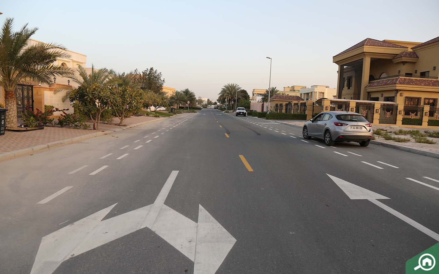 Parking in all barsha