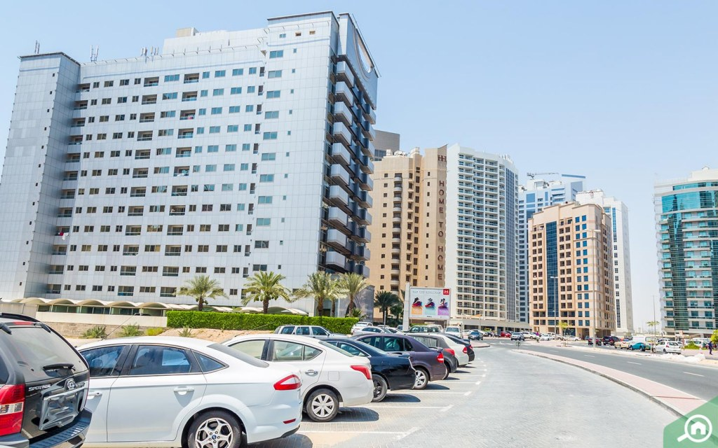 Nearby areas barsha heights