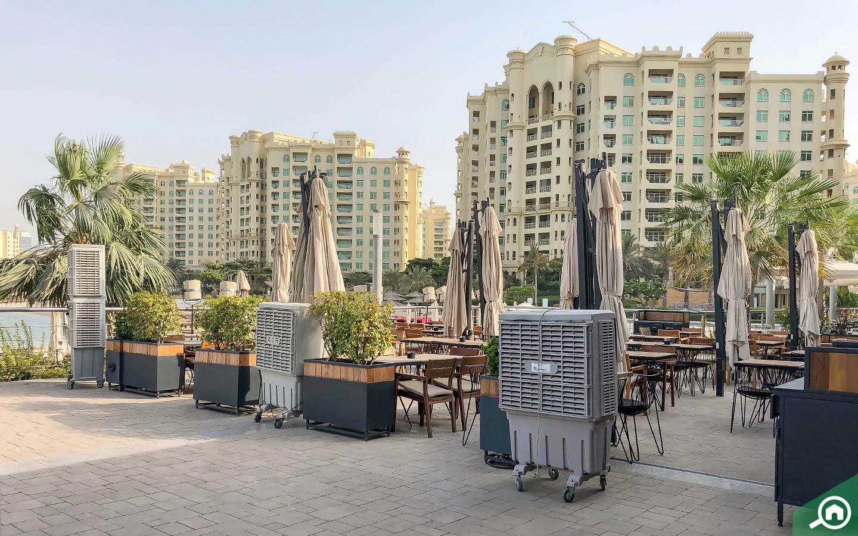 Apartments in Palm Jumeirah