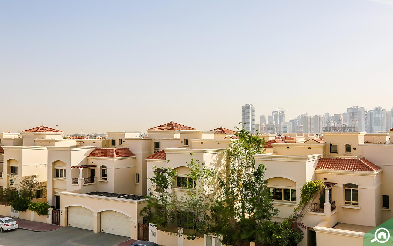 Al Barsha villas