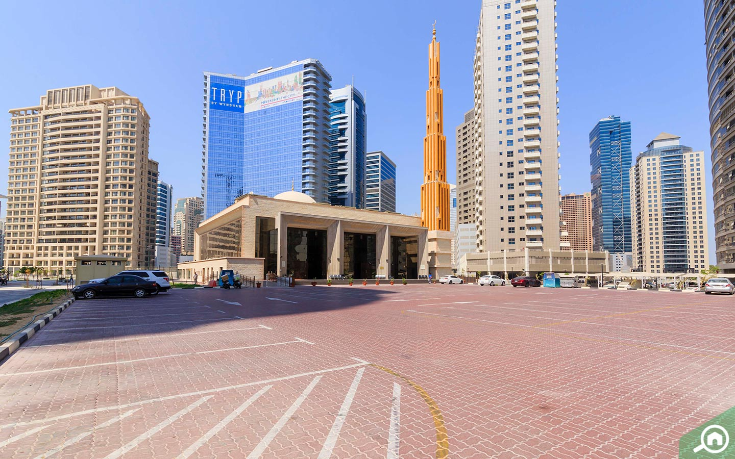 Mosques in Barsha Heights