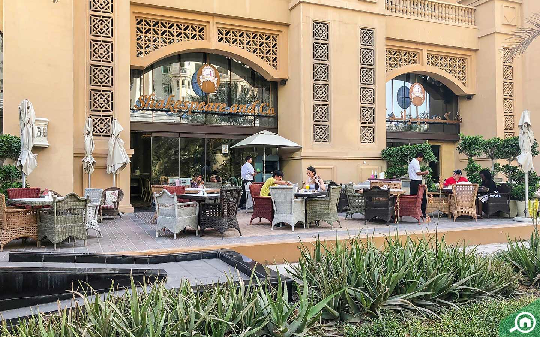 Palm Jumeirah restaurants