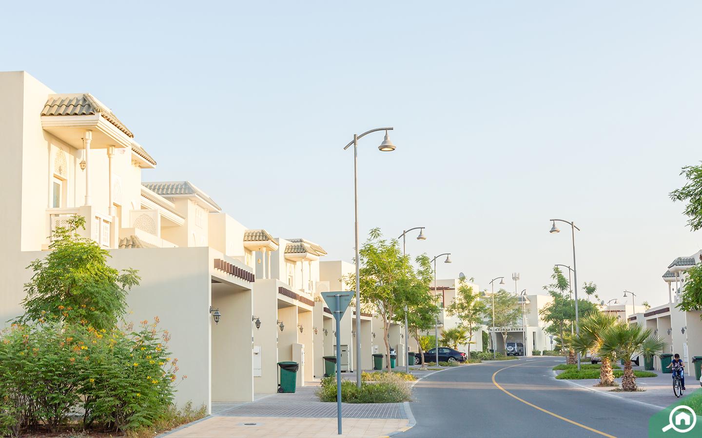 Living in Al Furjan Villas