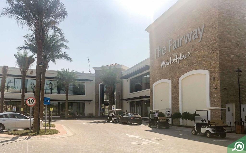 supermarket in jumeirah golf estates