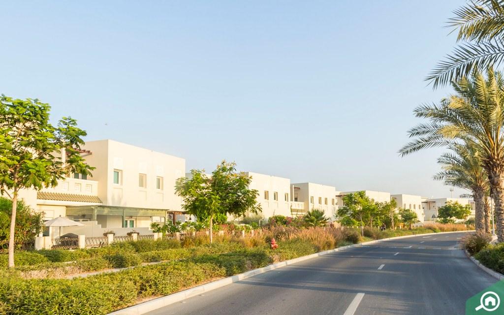 Villas in Al Furjan