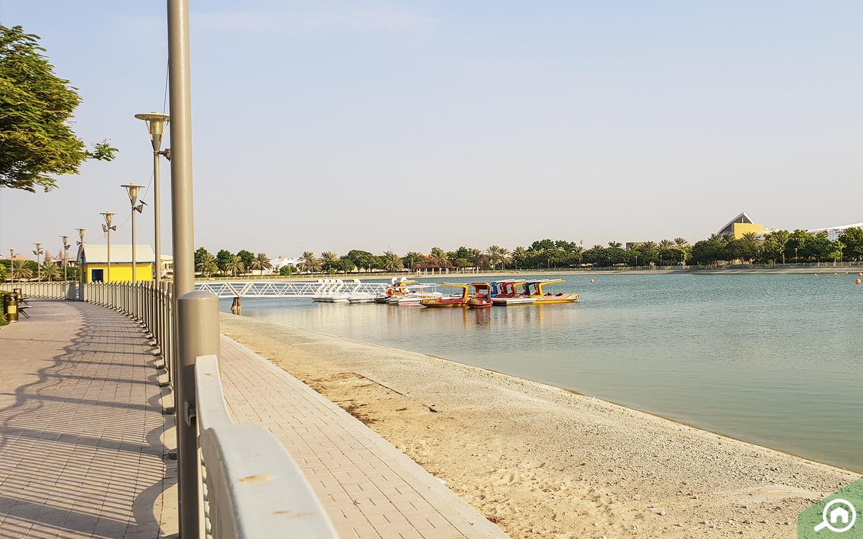 Al Barsha Pond Park Lake