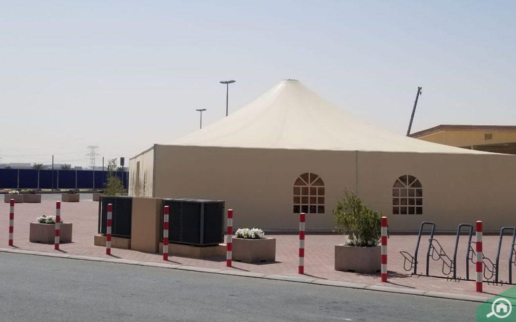 mudon rahat community mosque