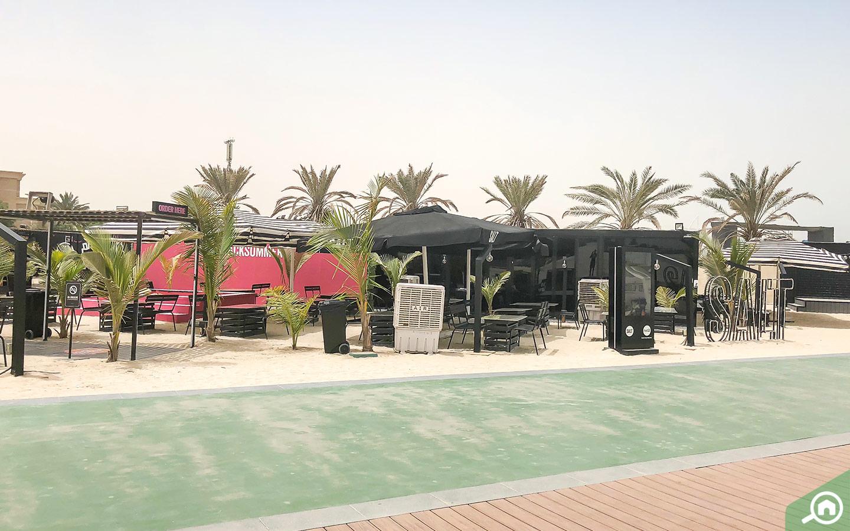 منتجع كايت بيتش في دبي