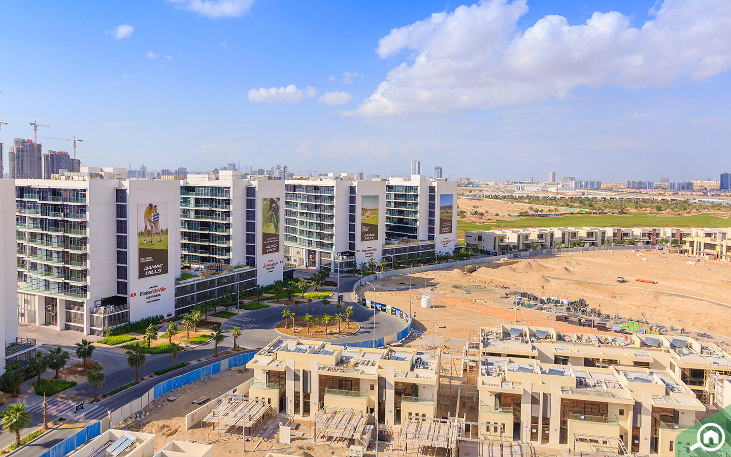 damac hills (akoya by DAMAC) apartments