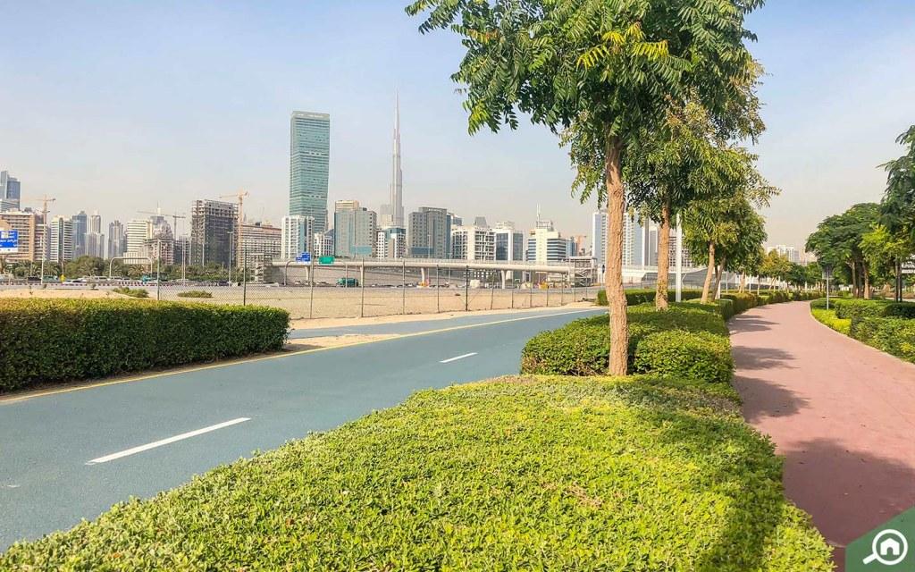 streets in Meydan