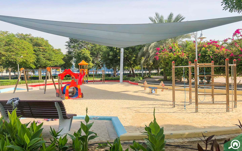 Park in Al Sufouh