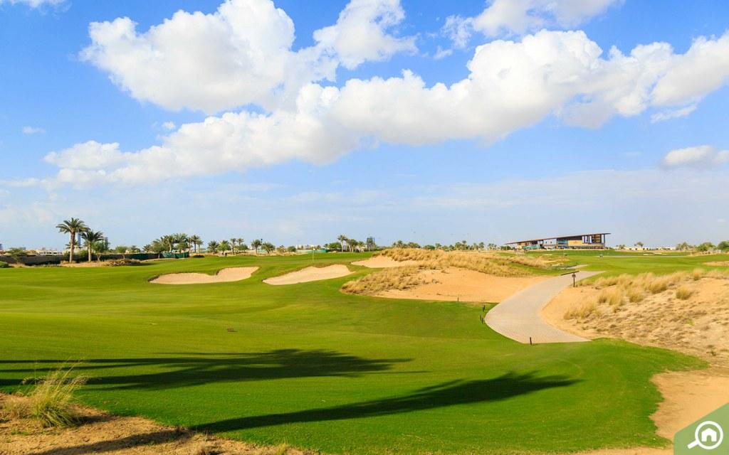 Damac Hills (AKOYA BY DAMAC) golf course