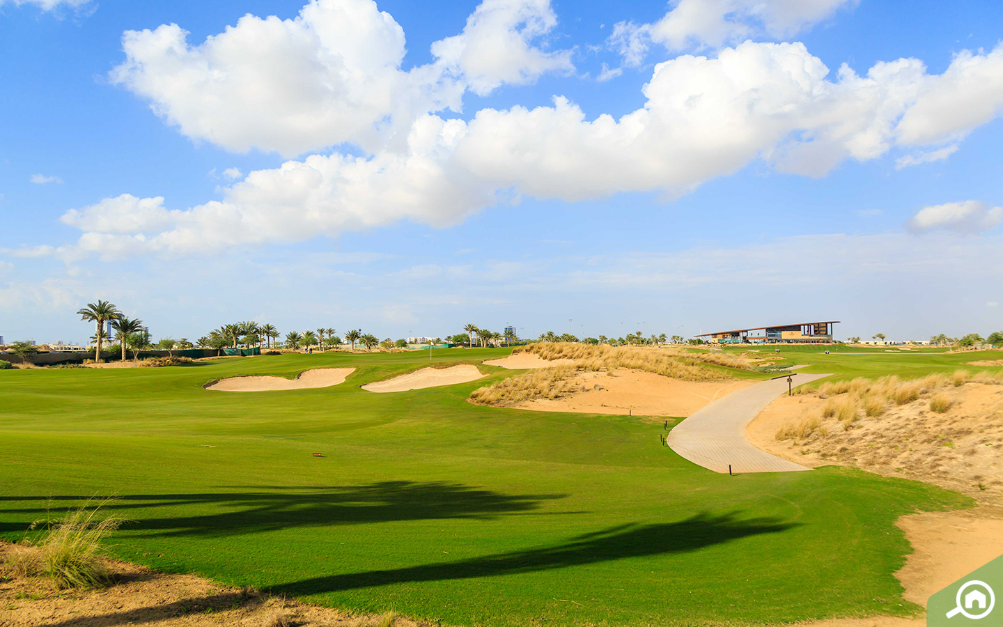 Damac Hills (AKOYA BY DAMAC) golf course