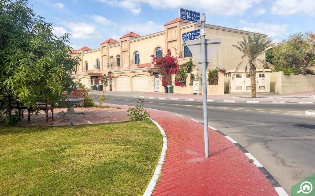 Al Manara view
