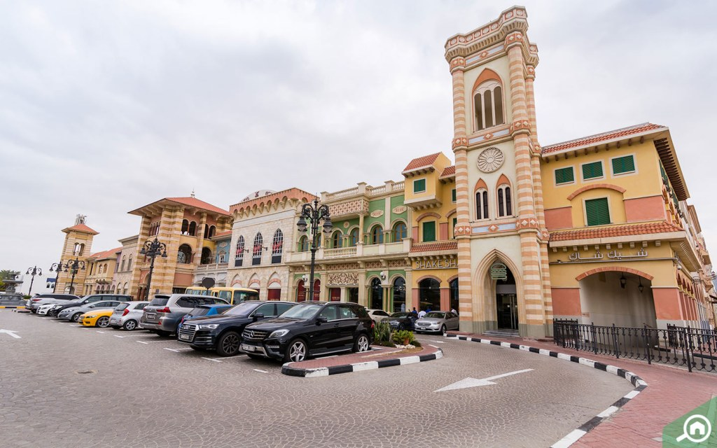Mercato Shopping Mall in Jumeirah