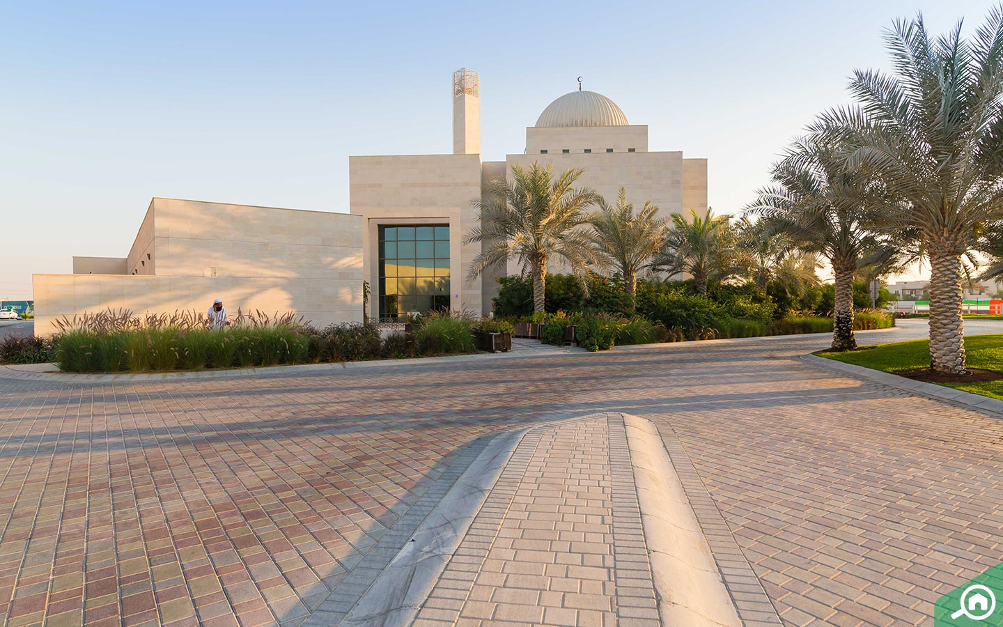 Mosque in The Sustainable City