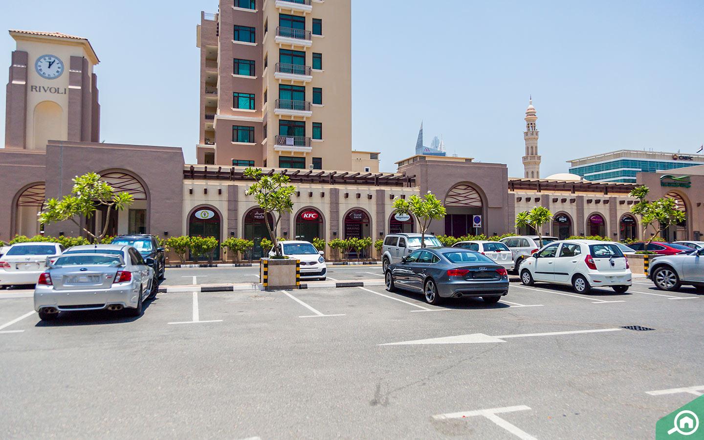 مسجد في الروضة