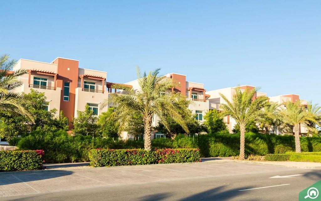 Residential community in Al Ghadeer