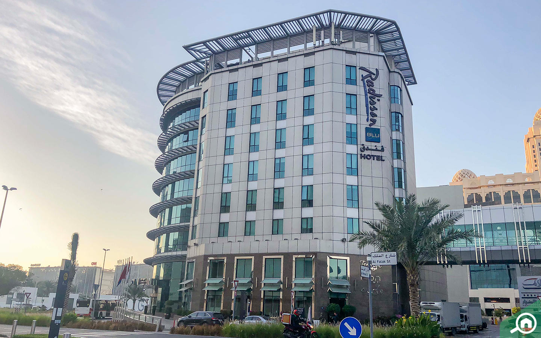 Radisson Blu in Dubai Media City