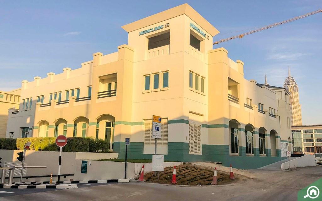 Mediclinic in Dubai Media City