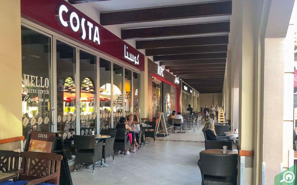 Costa in Dubai Media City