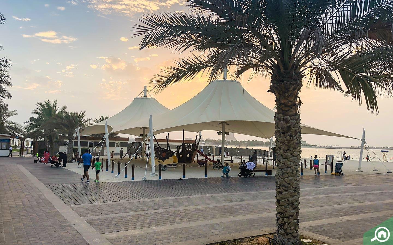 Corniche beach events abu dhabi