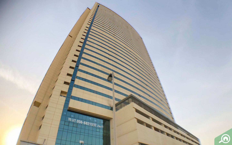 مساكن ويندسور في دبي لاند