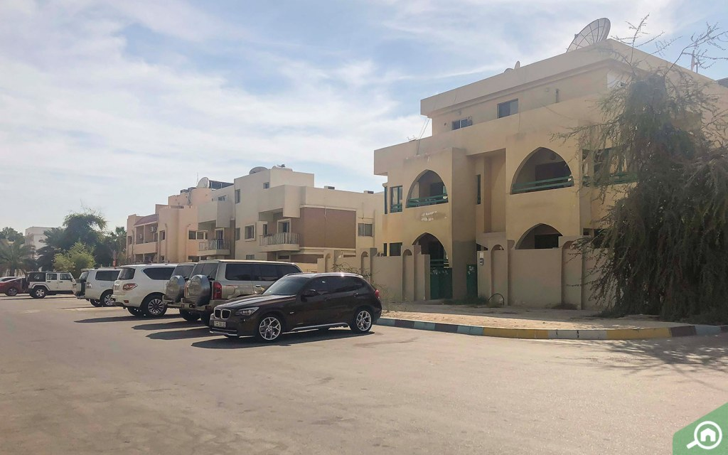 Villas in Al Muroor