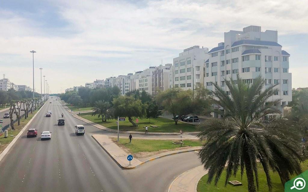 Apartments in Al Muroor, Abu Dhabi