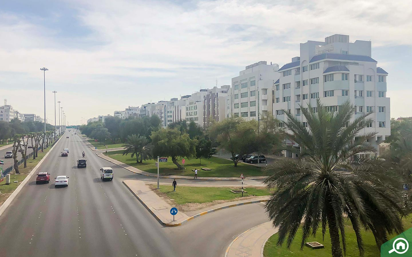 Apartments in Al Muroor, Abu Dhabi