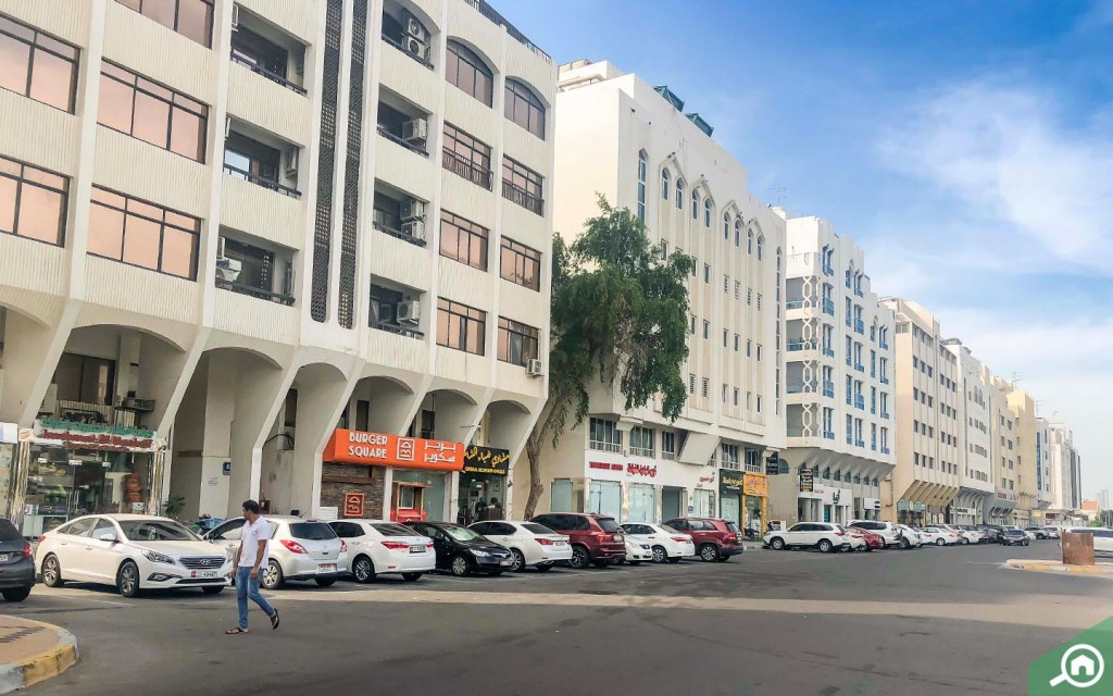 shops in Al Muroor