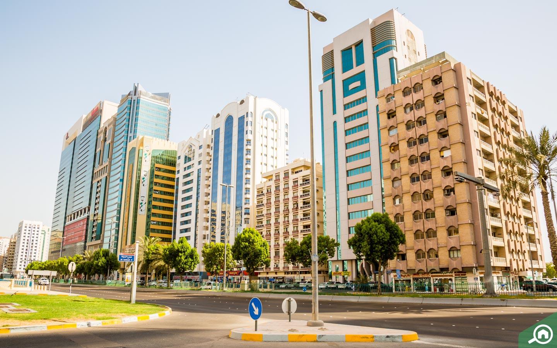 Properties on airport road