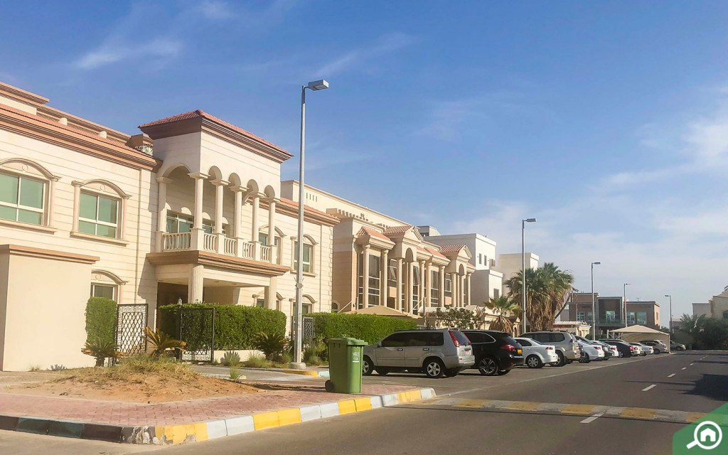 Villas in Al Nahyan
