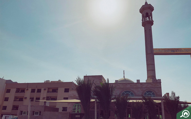 Karama Grand Mosque