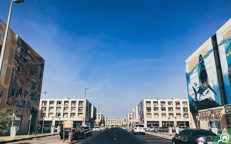 properties in al karama