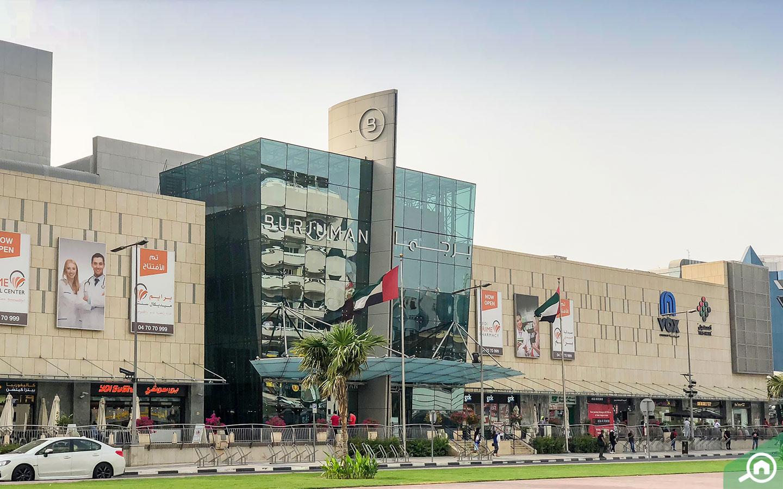 Burjuman Shopping Centre