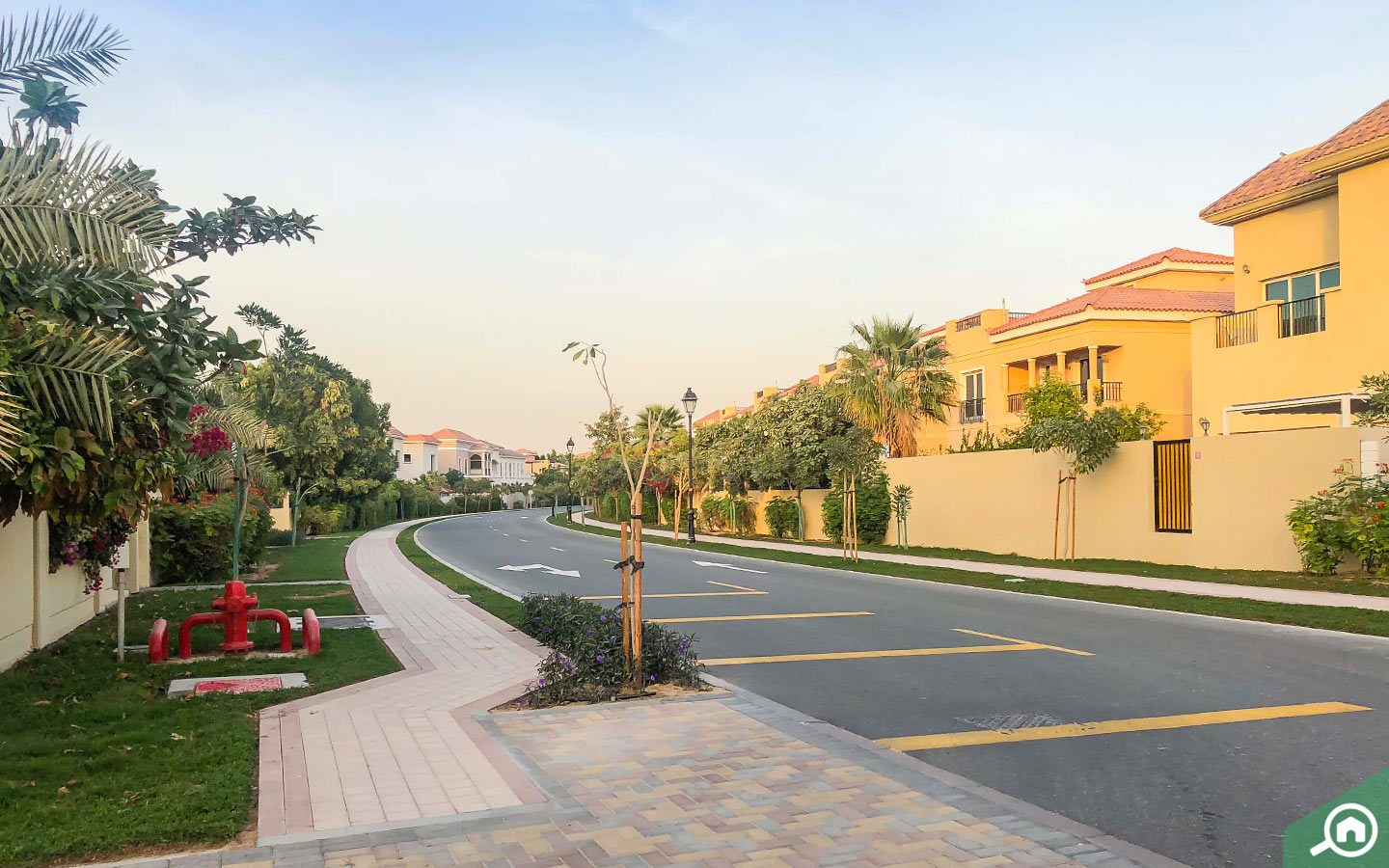 villas for rent in The Villa community in Dubai