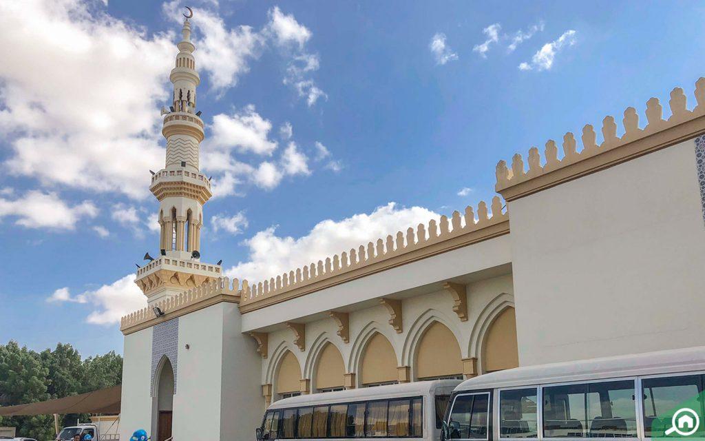 Al-Taqwa Mosque Dubai Investments Park