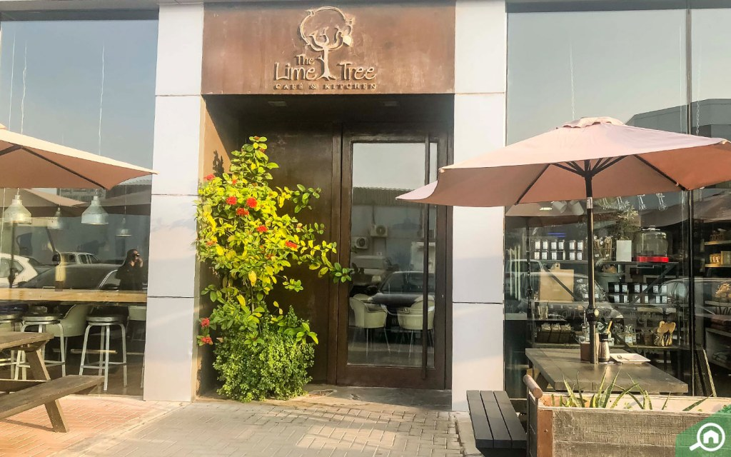 The Lime Tree Restaurant, Al Quoz