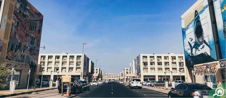 living in al karama