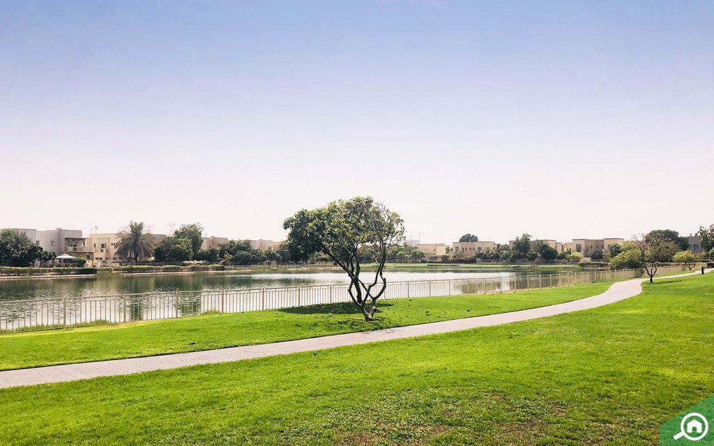 Springs Dubai near Jumeirah Islands