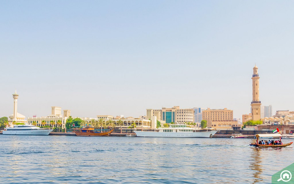 Dubai Creek - Dubai Festival City
