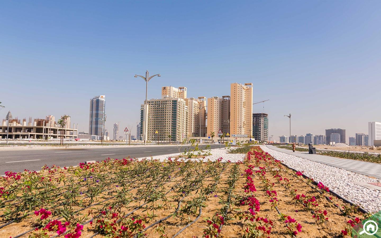 توفر مدينة دبي للإنتاج نمط معيشة هادئ