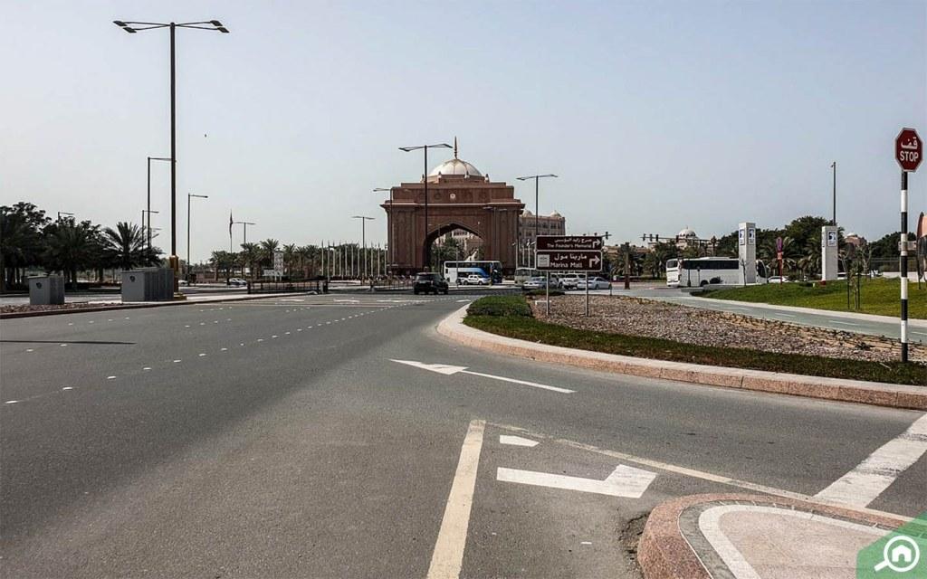 Al Bateen Palace
